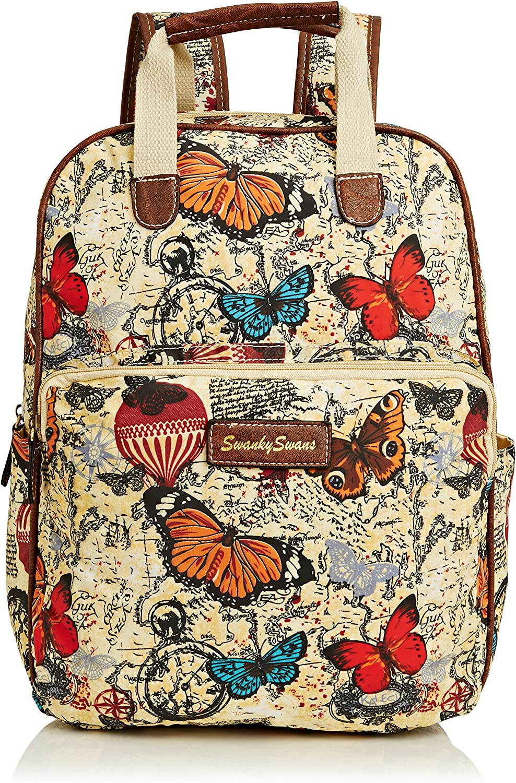 Swankyswans Atlantis Butterfly Map Essex iPad Case, Damen Rucksack Rucksack Rucksack B00ORSI576  Flut Schuhe Liste 196fae