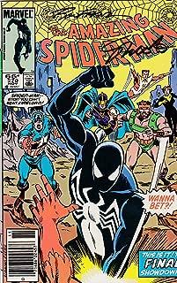 Signed 2x Amazing Spider-Man #270 Jim Shooter Ron Frenz VF Spiderman