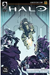 Halo: Collateral Damage #2 Kindle Edition