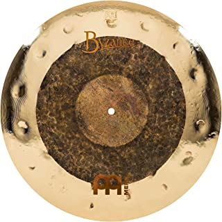 Meinl Cymbals B18DUC Byzance Extra Dry - Platillo dual (45,7 cm), color oscuro