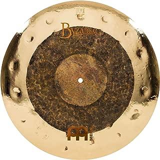 Meinl Cymbals B18DUC Byzance Extra Dry 18-Inch Dual Crash Cymbal (VIDEO)