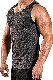 Shirt Top Achselshirt Gym Fitness Unterhemd Herren 4F /Ärmelloses Tank Top Baumwolle