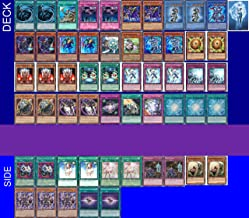 Yu-Gi-Oh! YUGIOH Tournament Ready Black Luster Soldier Deck with Complete Side Deck and Exclusive Phantasm Gaming Token