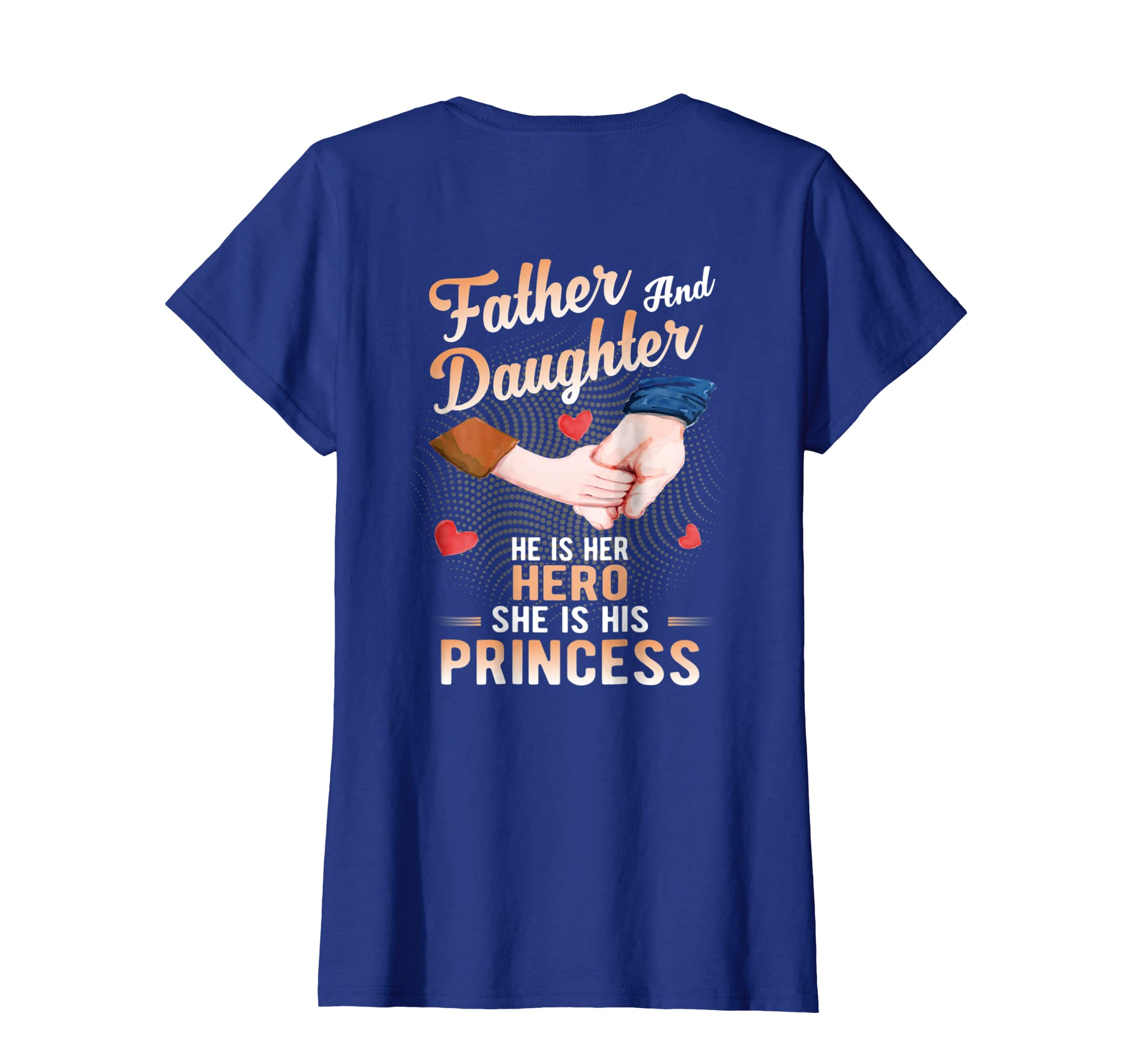 6d6dac41 Amazon.com: Matching Shirts For Father Daughter Hero Princess: Clothing