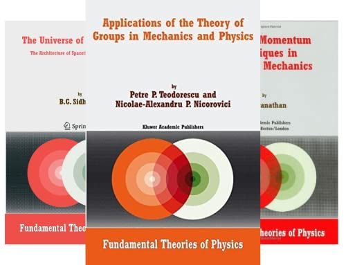 Fundamental Theories of Physics (50 Book Series)