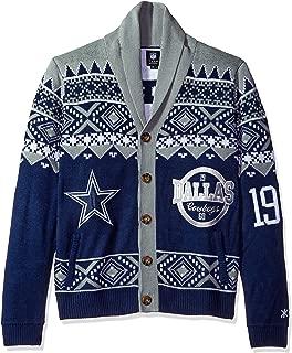 NFL Men's Cardigan
