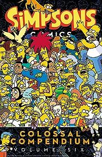 Simpsons Comics Colossal Compendium Volume 6