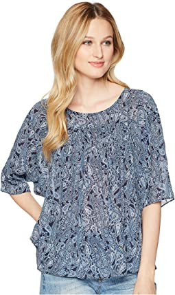 Paisley Paradise Top