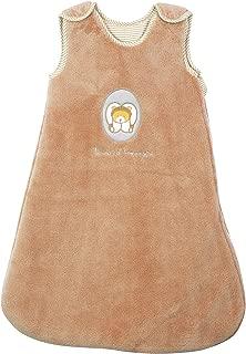 Doudou et Compagnie DC2258 婴儿睡袋灰褐色带熊图案