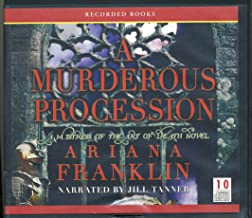 A Murderous Procession (Mistress of the Art of Death) Audio CDs