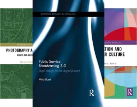 Routledge Research in Media Law (3 Book Series)