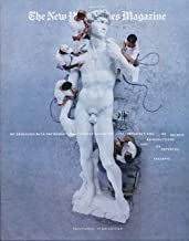 The New York Times Magazine, 21 August 2016 | Michelangelo's