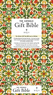 NRSV, The Catholic Gift Bible, Imitation Leather, White: The Perfect Gift That Will Last a Lifetime