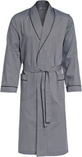 Revise RE-504 Elegant Men's Dressing Gown - Light and Thin - 100% Cotton