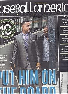 Baseball America Magazine (January 21/31, 2014 - Jose Abreu Cover)