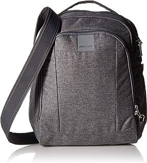 Pacsafe PS30425123 Men's Shoulder Bag, Dark Tweed