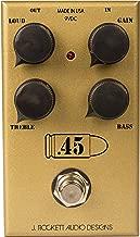 J. Rockett Audio Designs Tour Series .45 Caliber Overdrive Guitar Effects Pedal