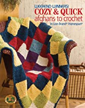 Best homespun thick and quick afghan crochet pattern Reviews