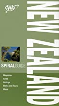 AAA Spiral New Zealand (AAA Spiral Guides)