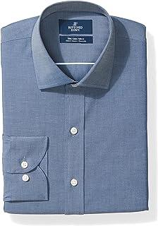 Amazon Brand - Buttoned Down Men's Slim Fit Stretch...