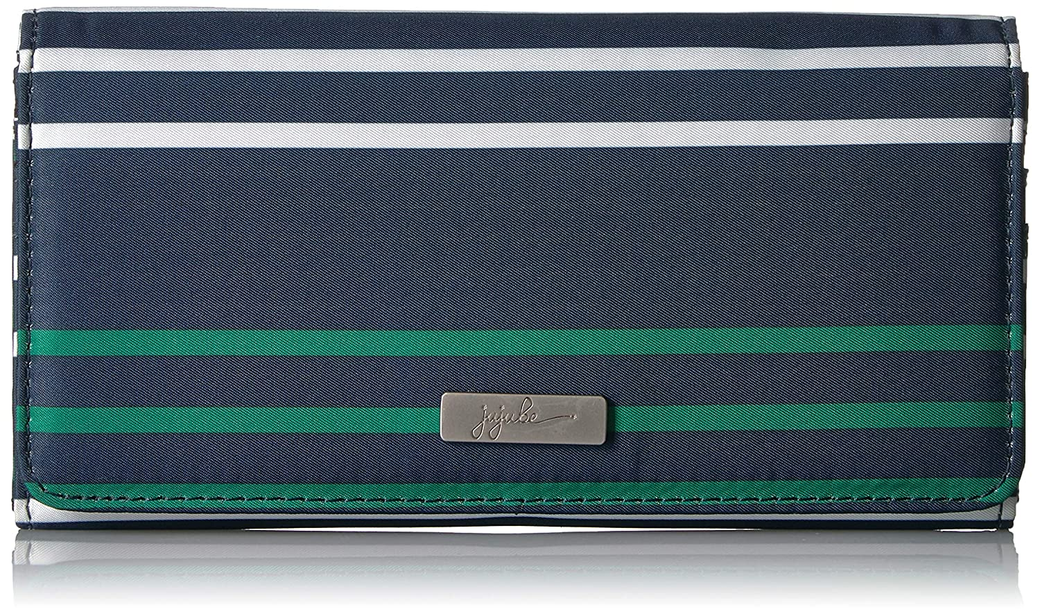 JuJuBe Be Rich Tri-Fold Super special price Wallet Snap Coastal Enclosure Coll with unisex