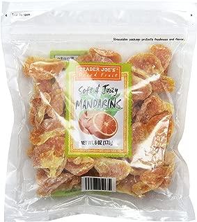 Trader Joe's Soft and Juicy Mandarins (Pack of 3)