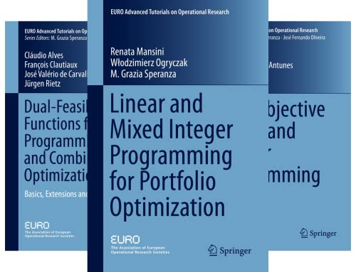 EURO Advanced Tutorials on Operational Research (12 Book Series)