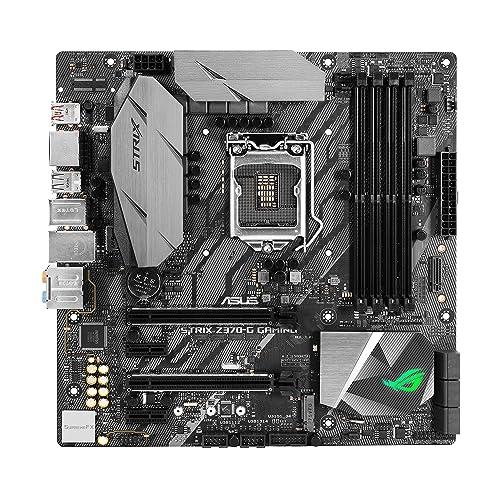 Asus ROG STRIX Z370-G GAMING Carte Mère Intel Socket 1151