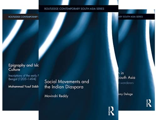Routledge Contemporary South Asia (101-135) (35 Book Series)