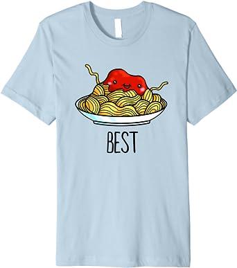 CafePress Cute Meatball and Spaghetti Womens PJs