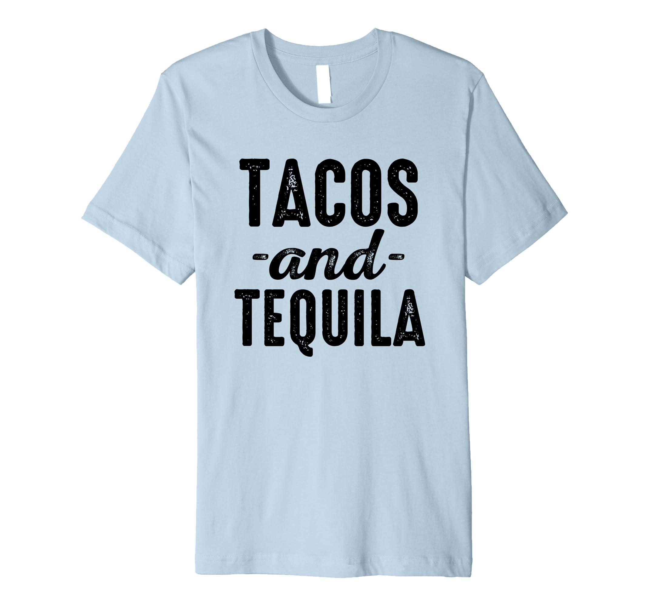 34fb7bd9 Cinco De Mayo Tacos Tequila Drinking Mexican Fiesta Shirt-alottee gift