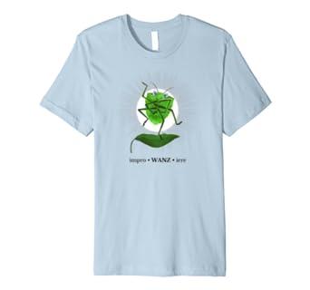 Fabelhaft Tshirt - ImproWANZiere, wie Walter der Wanze -