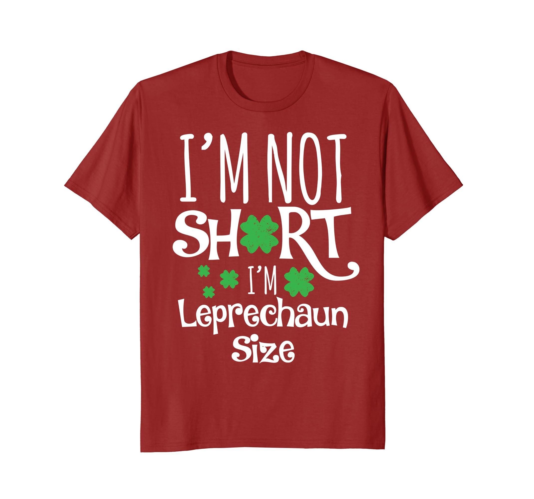 Leprechaun St Patricks Men Women