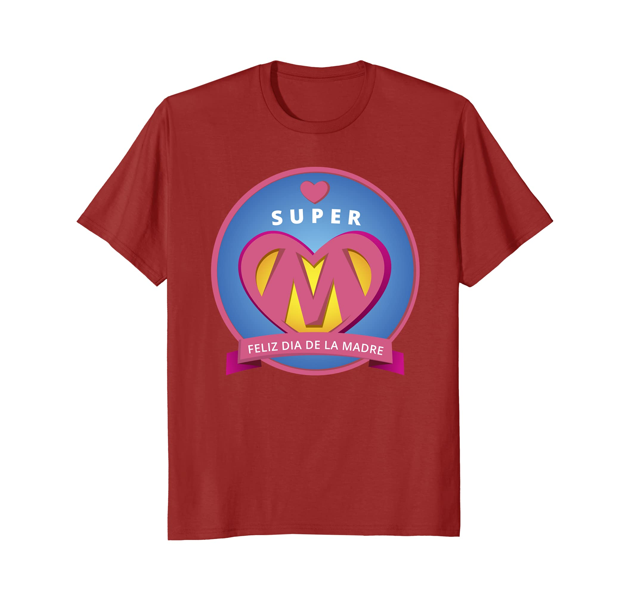 Feliz Dia De Madres La Mejor Mama Mother's Day Gift Shirt-Awarplus