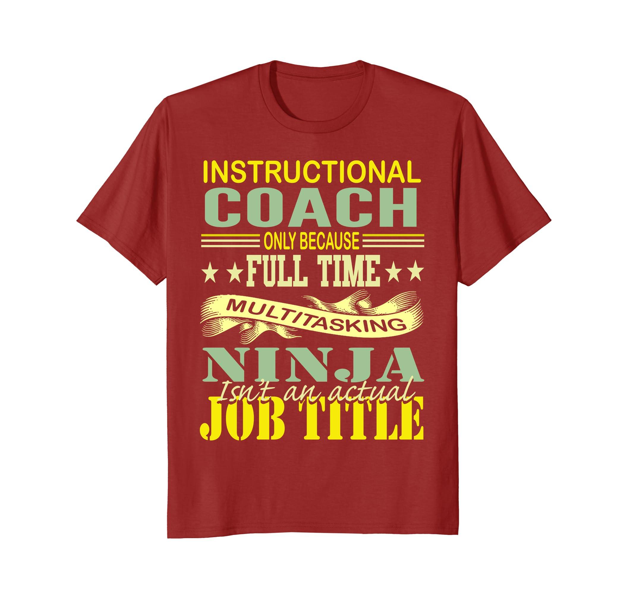 Amazon Instructional Coach Multitasking Ninja Job Title