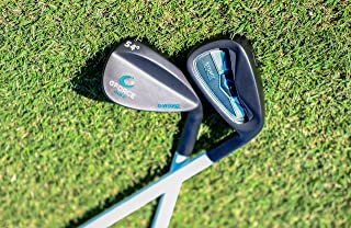 GForce Swing Trainer Bundle 7 Iron & Wedge Develop Tour Pro Tempo Hittable Training Aids Your Flexible Friend