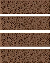 Best brown rubber stair treads Reviews