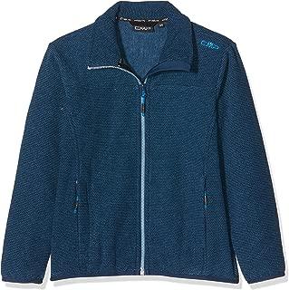 CMP 男孩针织羊毛夹克 38h2184