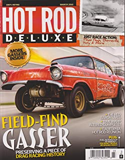 Hot Rod Deluxe Magazine March 2016