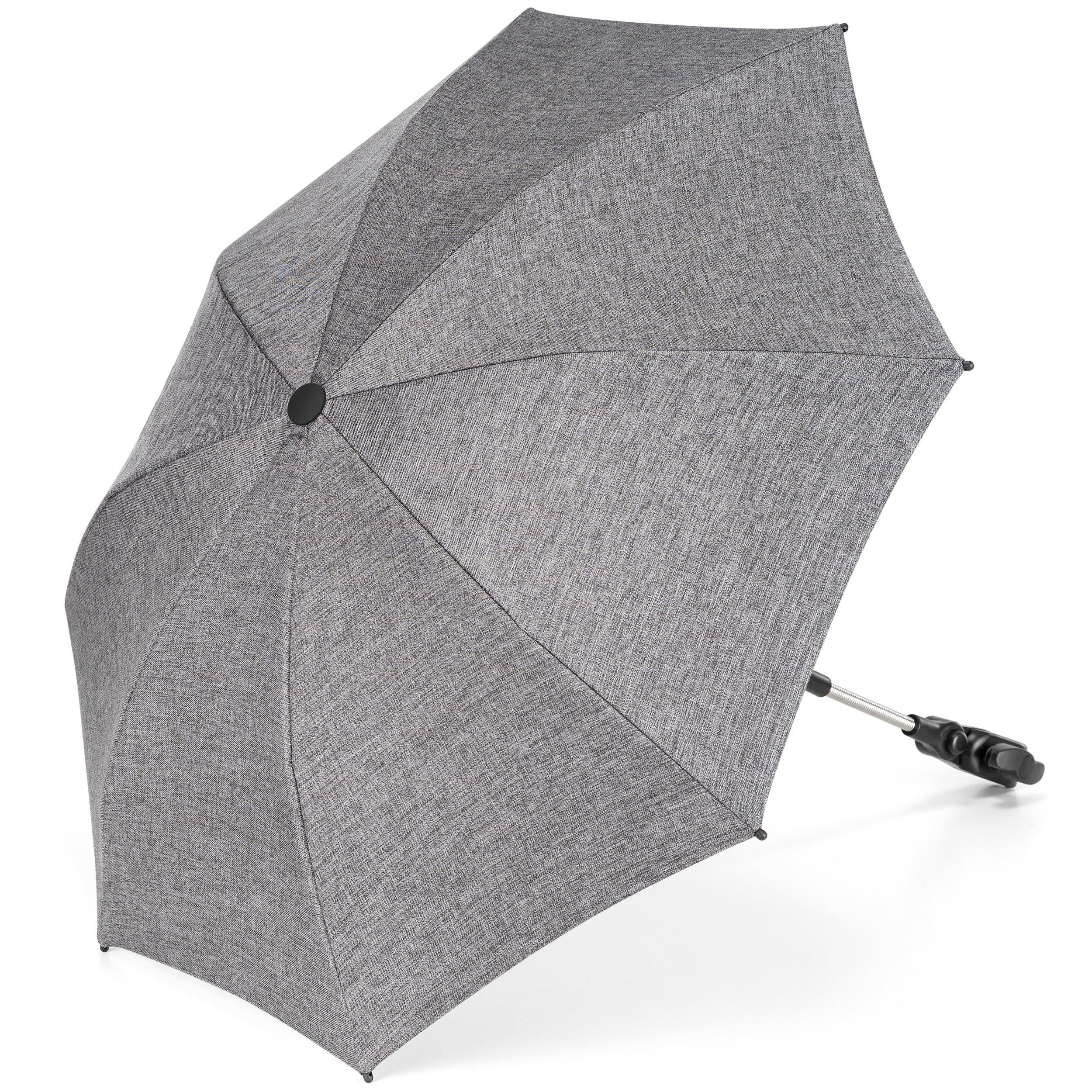 Red New Universal Pushchair Baby Pram Parasol Sun Protection UV Rays Umbrella Shade