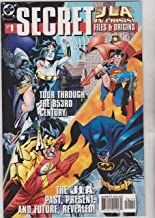 DC Secret Files & Origins JLA in Crisis #1