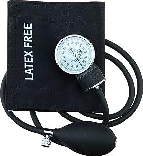 Prestige Medical S72-BLK - Tensiómetro libre de látex, color negro