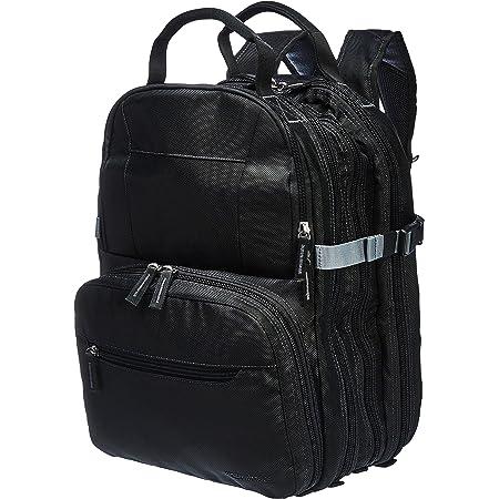 Amazon Basics Durable, Padded Tool Bag Backpack, Black - 75 Pocket
