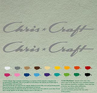 chris craft boat accessories