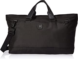 Victorinox Lexicon 2.0 Weekender Deluxe Carry-All Tote, Black