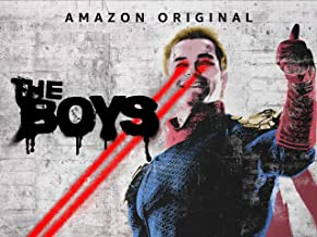 The Boys - Season 1 (4K UHD)