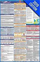 2019 New Jersey Labor Law Poster – State, Federal, OSHA Compliant – Single Laminated Poster