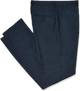Calvin Klein Men's Dobby Suit Trouser