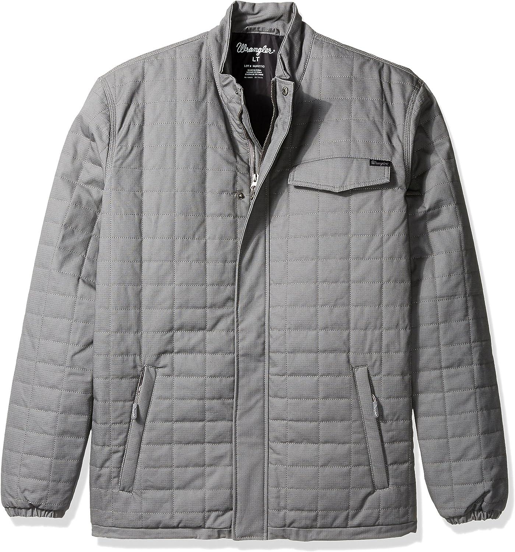 Wrangler Men's Big and Tall Chore Jacket