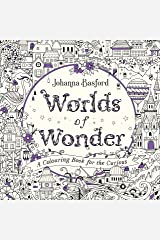 Worlds of Wonder: A Colouring Book for the Curious Paperback
